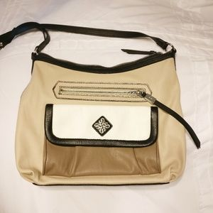 Simply Vera Vera Wang Crossbody bag Neutral
